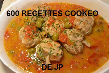 600 recettes cookeo de JP PDF gratuit à télécharger