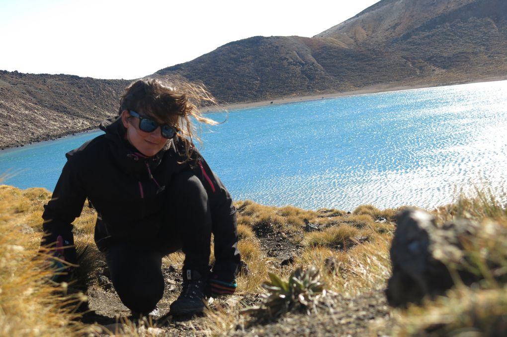 Alpine Crossing track, Mont Tongariro.