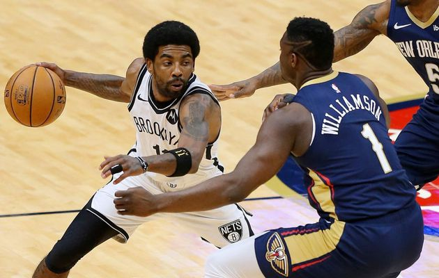 Les Nets de Brooklyn dominent les Pelicans
