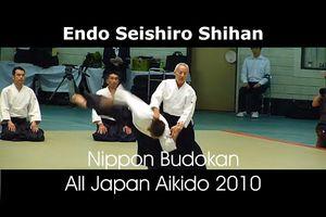 Aikido : Endo Sensei à Toulouse 2 et 3 octobre 2010