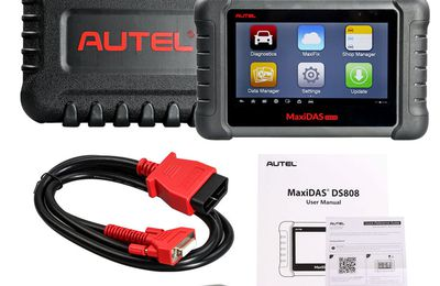 Autel MaxiDas DS808 Android System Tablet Diagnostic Tool $869 DHL Free Shipping(promotion)