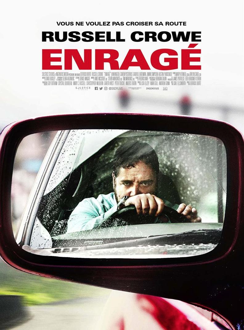 Critique Ciné : Enragé (2020)