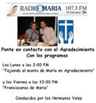 Programas de Radio Maria