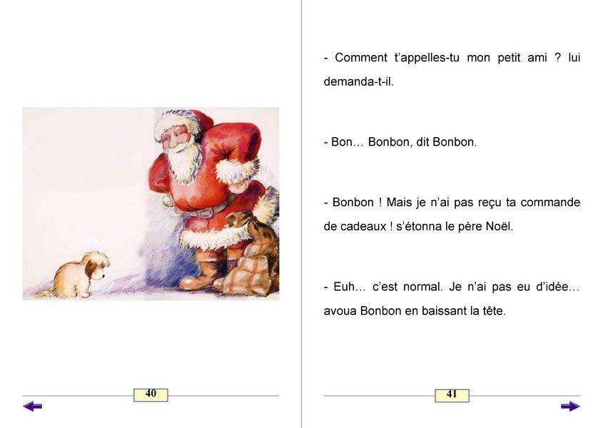Albums Accessibles: Le premier Noël de Bonbon...