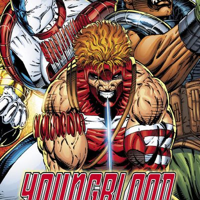 Youngblood, épisode 4 (Rob Liefeld)