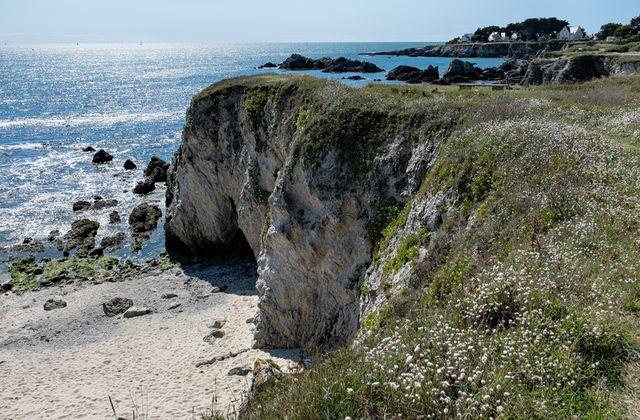 Du Pouliguen au Croisic - La Côte Sauvage - Bretagne sud