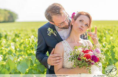 Le mariage de W&A, Un superbe mariage à Tours
