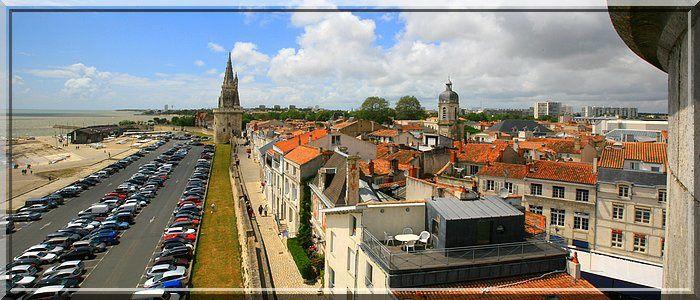 Diaporama tour de la CHAÎNE à La Rochelle