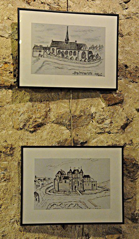 LES HOMMES EN BLEU. Exposition sur la Campagne de France de 1814, et la première guerre mondiale de 1914