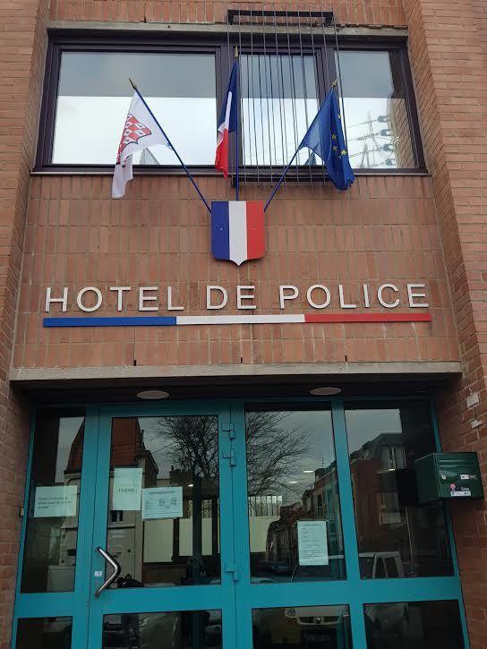 Wasquehal(59)  : un poste mixte Police Municipale et Nationale