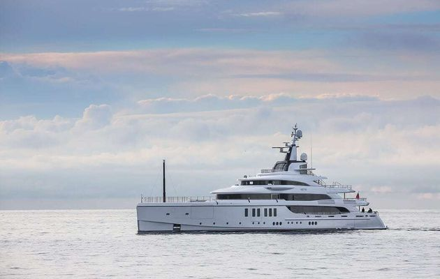 """Benetti delivers M/Y """"Metis"""", a 63-meter custom yacht with innovative interiors and elaborated design"""