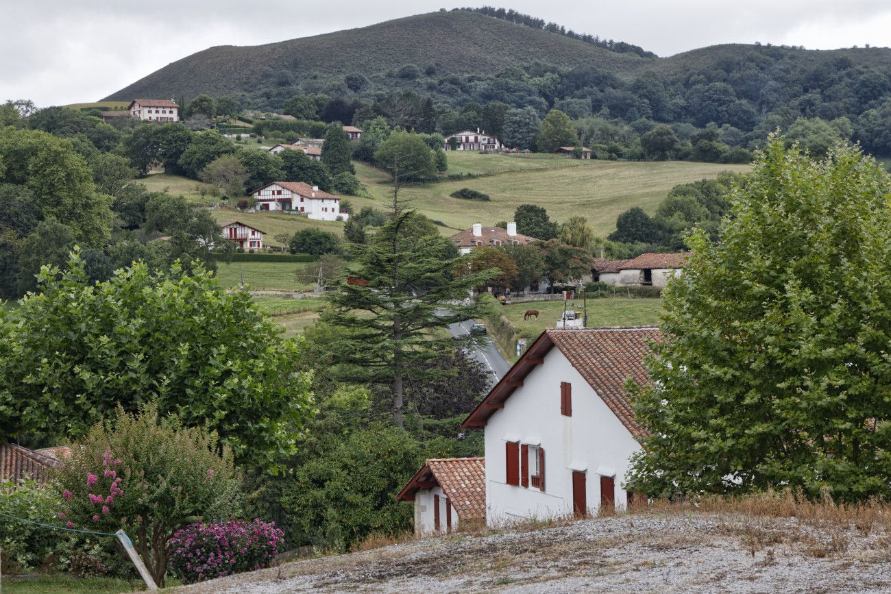 Pays Basque  - Labourd - Sare