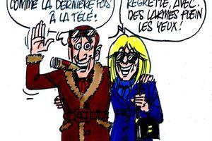 Emmanuel et Brigitte Macron aperçus à Saint-Tropez