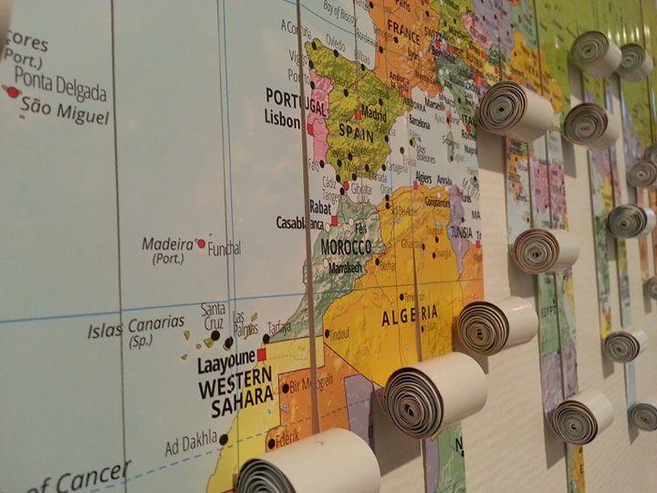 Le monde nomade #1, 2006 - Courtesy Marco Godinho / 49 Nord 6 Est FRAC Lorraine