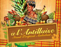 "Artwork ""à l'antillaise"""