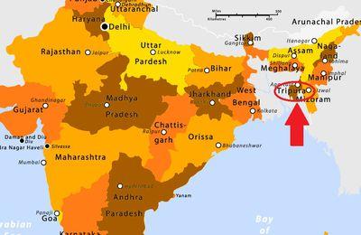 INDE : le règne de la TERREUR s'abat sur les COMMUNISTES au TRIPURA