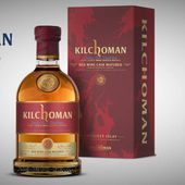 Kilchoman Red Wine Release 2017 - Passion du Whisky