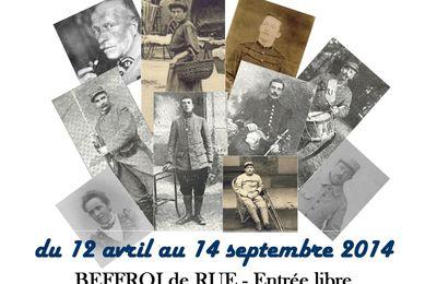 RUE(80): expo 1914-1918