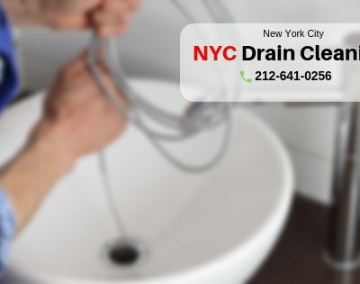 24 Hour Emergency Drain Cleaning in New York City