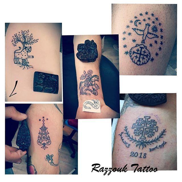 Tatouage et spiritualité