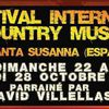 Medley Vidéos & Photos du 6ème festival de Santa Susanna du 22 au 28 octobre 2017