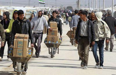 """Moon of Alabama évoque une Fake news concernant les 300.000 réfugiés dans le sud de la Syrie, Mediapart reprend le chiffre et évoque une """"catastrophe humanitaire"""""""
