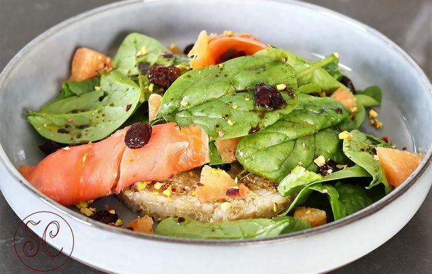 Salade détox !