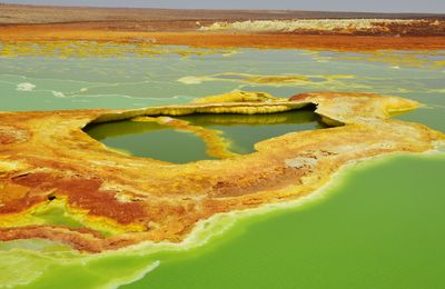 "DALLOL "" la montagne du diable"""