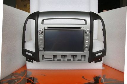 which tv to buy | Online Pino For HYUNDAI SANTA FE 2006-2012 7 inch HD touch screen In dash DVD Player GPS Navi System With Steering Wheel Control + Support iPod iPhone+Bluetooth+FM