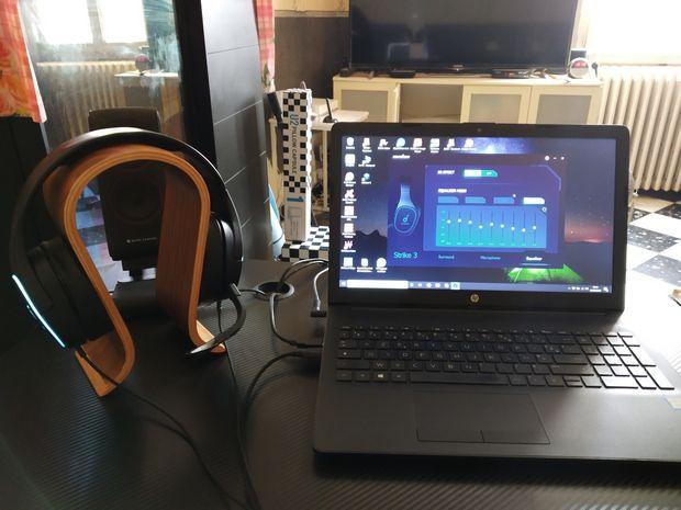 Avis sur le casque de gaming 7.1 Virtual Surround - Soundcore Strike 3 @ Tests et Bons Plans