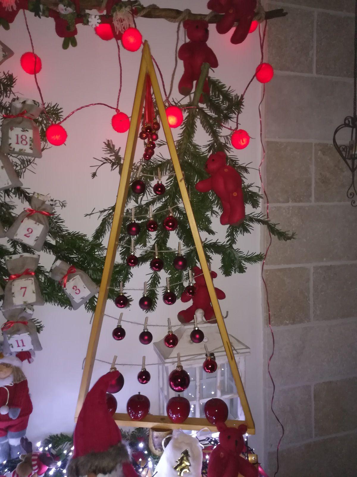 Dans l'ambiance de Noël...