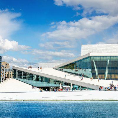 Du pays des Vikings...à la Norvège d'aujourd'hui: Suite et fin.