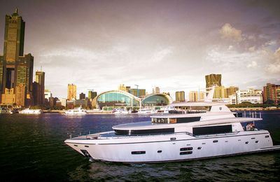 Johnson  Yachts - Dream Nautical new dealer in South East Asia