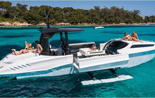 Un milliardaire malaisien s'offre les yachts italiens Wider
