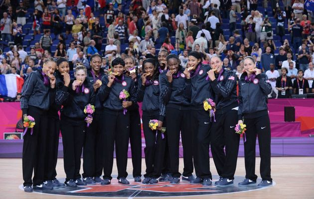 """Team USA Women: """"Road to Gold"""" la route vers l'or"""