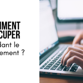 Comment s'occuper pendant le confinement ? - Overblog France