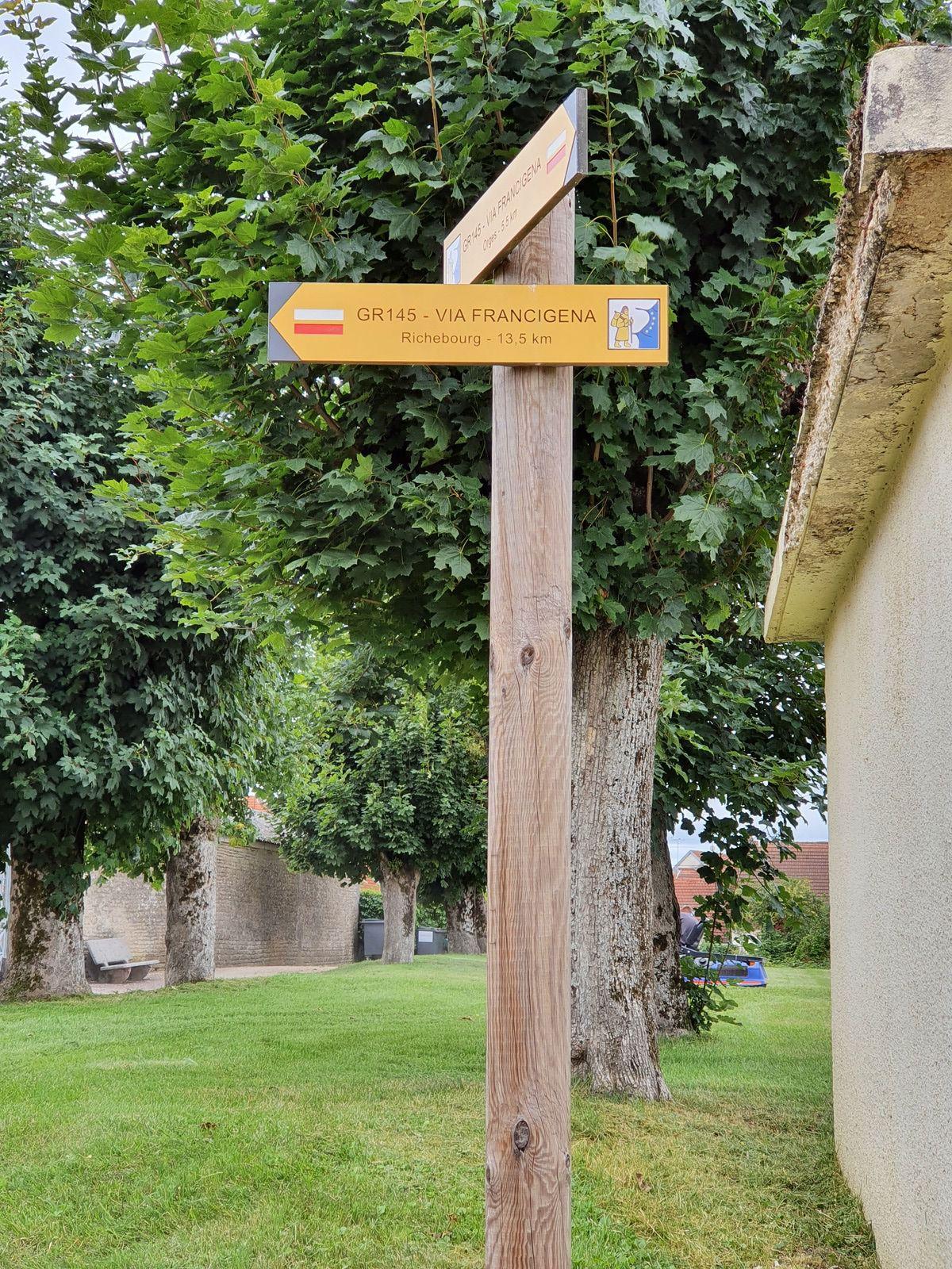 La Gravière, à Châteauvillain