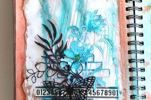 Art Journal_Papillon noir