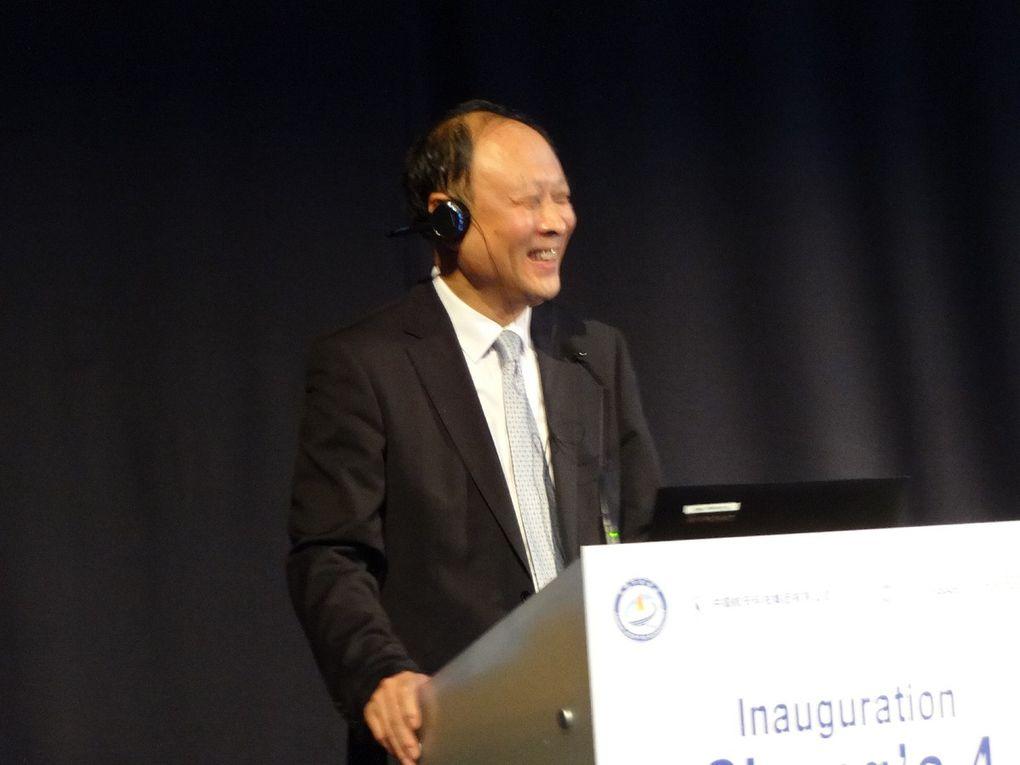 Conférence sur l'exploration Lunaire Chinoise