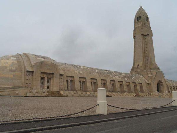 L'Ossuaire de Douaumont et la nécropole nationale