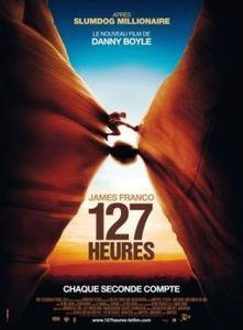 L'oeil de Crazy Bug : 127 heures