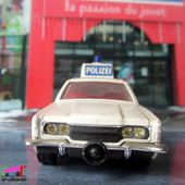 FORD CORTINA GXL POLIZEI CORGI 1/43 - car-collector.net