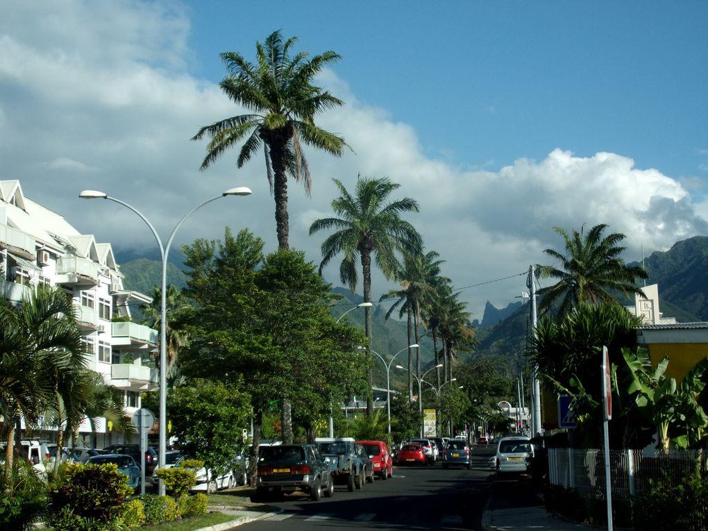 Saga Tahitienne & Co...... Les deux premiers jours, Papeete et Tétiaroa.