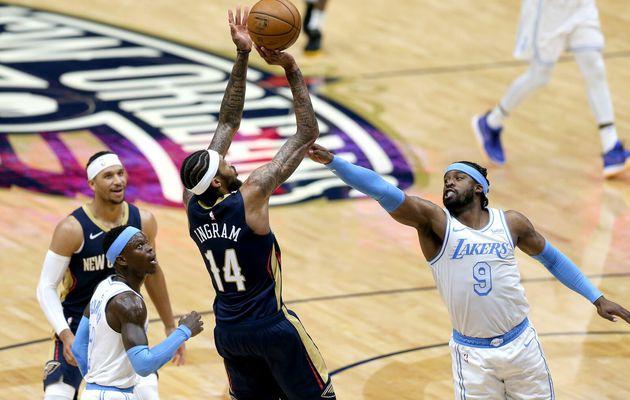 Brandon Ingram et les Pelicans infligent une troisième défaite d'affilée aux Lakers