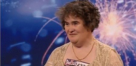 « Britain's Got Talent » : Susan Boyle n'arrive que 2e de la finale ! - Vidéos