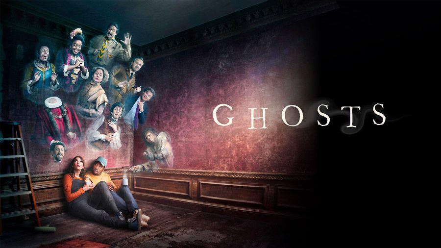 """""""Ghosts"""", nouvelle série inédite en France à découvrir dès le 19 octobre sur serieclub"""