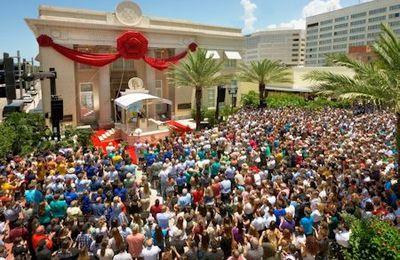 Scientology-Informationszentrum im Juli in Clearwater eröffnet