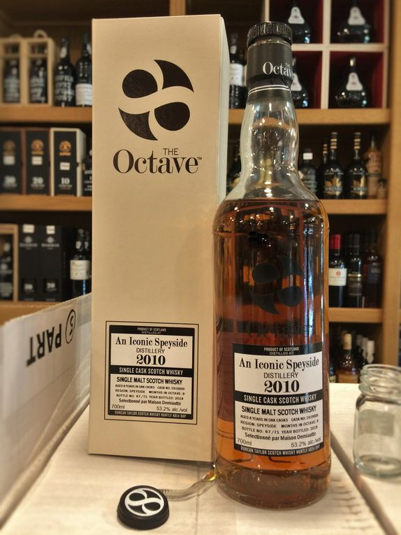 An Iconic Speyside 2010