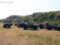 [SV2012-06] Jeep Safari, au départ de Ravda (BG)