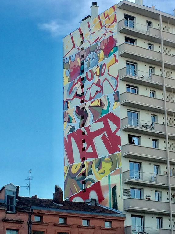 street art graffiti tag à toulouse sur charlotteblabla blog
